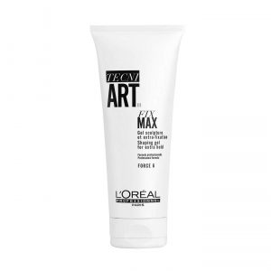 Loreal Professionnel Techni Art Fix Max Hair Gel Force 6 for Extra Hold - 200 ml