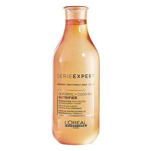 Loreal Professionnel Nutrifier Shampoo with Glycerol & Coco Oil - 300 ml