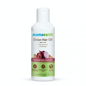 Mamaearth Onion Hair Regrowth Oil 150 ml