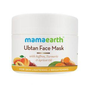 Mamaearth Ubtan Face Mask 100 g
